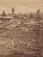 Cyclone Wreckage General View, Looking West