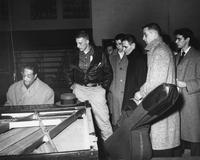 Duke Ellington Visit