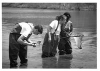 Biology Students at Perry Pond, 1992