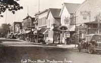 East Main Street, Montezuma, Iowa