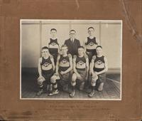 Newburg High School's First Basketball Team