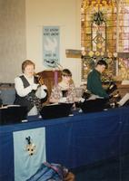 Handbell Ringers at Grinnell United Methodist Church