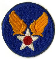 Army Air Corps patch