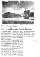 Norris Sold to Nat'l Motel Chain