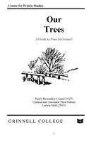 Our Trees: A Guide to Trees in Grinnell