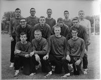 1963 Freshman Track Team Photograph