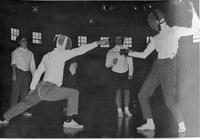 Fencing Club Photograph