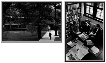 Professional Photographs of Grinnell College (1968)