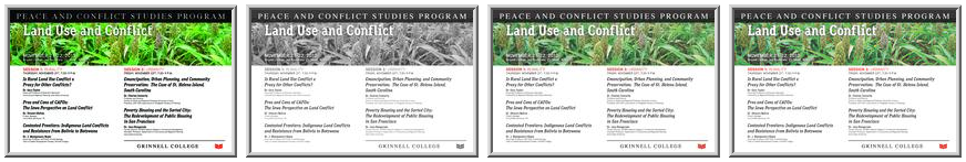 Land Use and Conflict