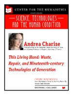 This Living Hand : Waste, Repair, and Nineteenth-century Technologies of Generation