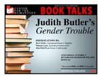Judith Butler's Gender Trouble