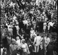 Post-Commencement Gathering 1975