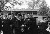 Faculty 1975 Commencement