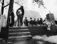Lisa A. Sturz Onstage 1976 Commencement