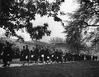 Senior Procession to 1978 Commencement