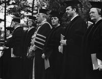 Faculty 1979 Commencement