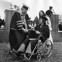 James Gekas 1979 Commencement