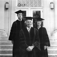 Honorary Degree Winners 1980 Commencement