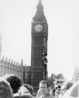Dean Waldo S. Walker in London 1975