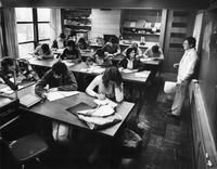 Grinnell-Rush Medical Studies Classroom 1980
