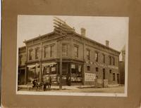 Southwest Corner of Broad Street and Commerical Street, Grinnell, Iowa