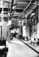 Heating Plant Boiler Room