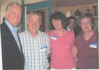 Joe Biden Campaigning in Grinnell, Iowa