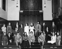 Grinnell Singers 1983