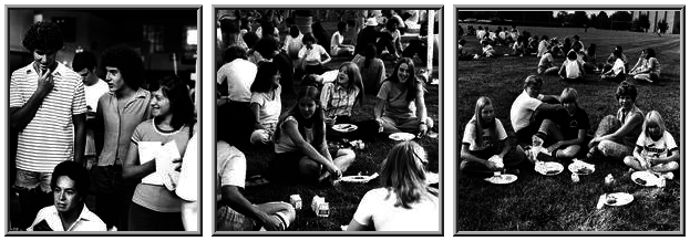 New Student Day 1979 Photograhs