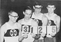 Men's Mile Relay Team