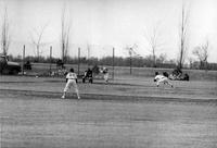 Baseball Grinnell vs William Penn 1974