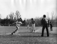 Baseball Grinnell vs Simpson 1976