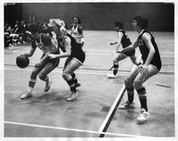 Women's Basketball Grinnell vs William Penn 1977