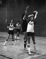 Women's Basketball Grinnell vs William Penn JV 1977