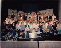 Cast of Kiss Me Kate