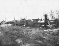 First Train Arrives in Grinnell