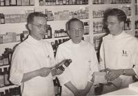 Mathews' Rexall Drug Store Pharmacy Staff