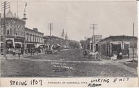 Panorama of Grinnell, Iowa