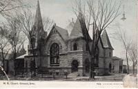 M.E. Church, Grinnell, Iowa, 928
