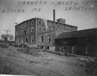 Tannery in Grinnell, Iowa