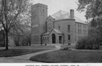 Goodnow Hall, Grinnell College, Grinnell, Iowa -- 26