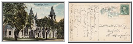 Congregational Church, Grinnell, Iowa