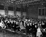Hartwick School Gymnasium Audience