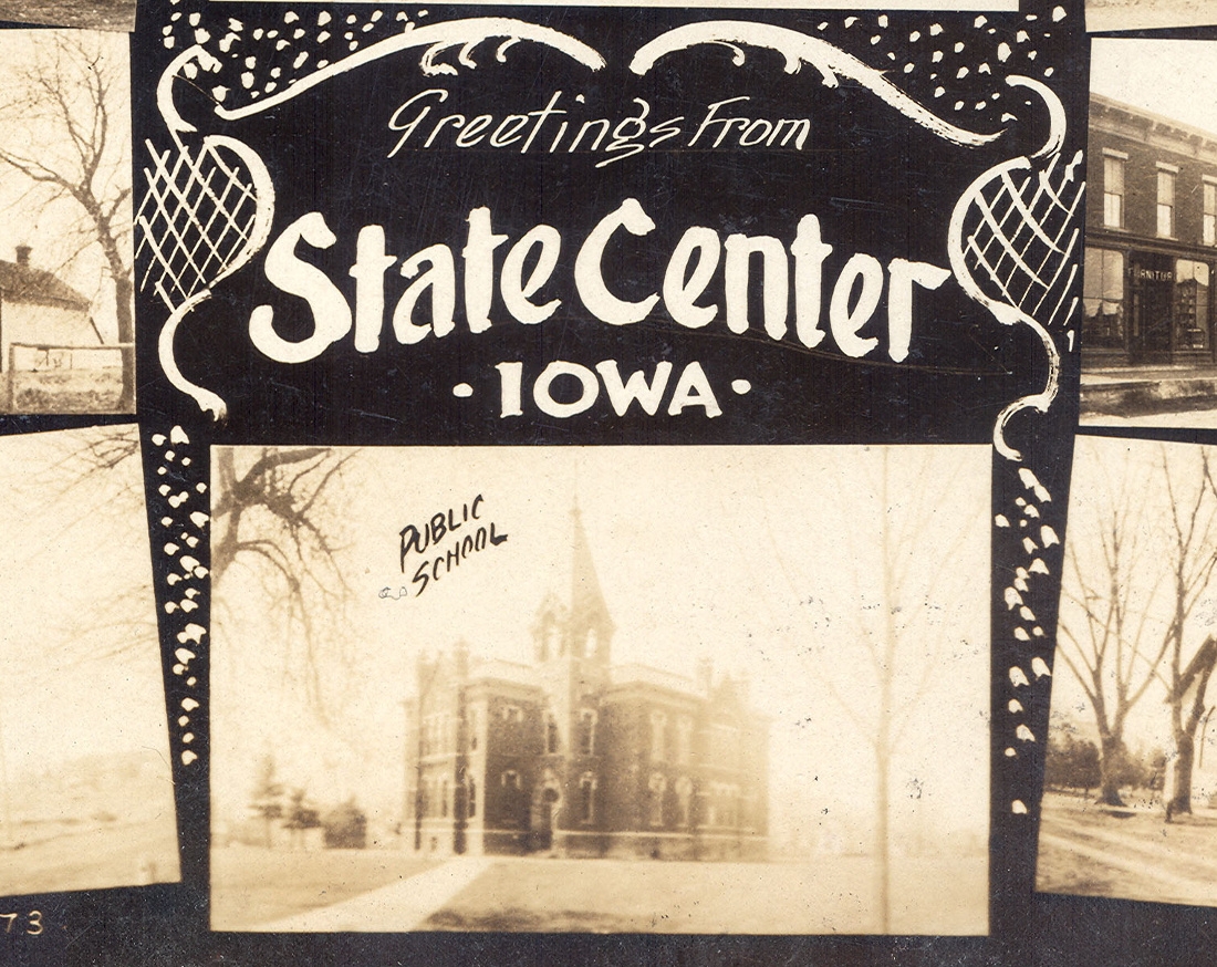 Historic Iowa Postcards