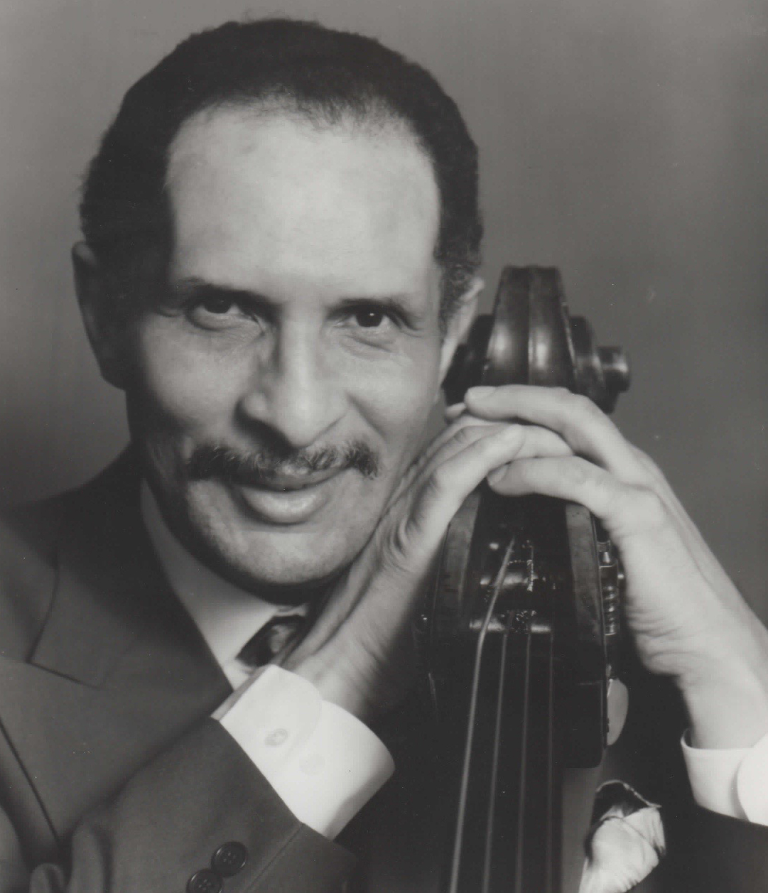 Dr. Larry Ridley, the Rutgers University professor who founded the Jazz Artists in the Schools Program
