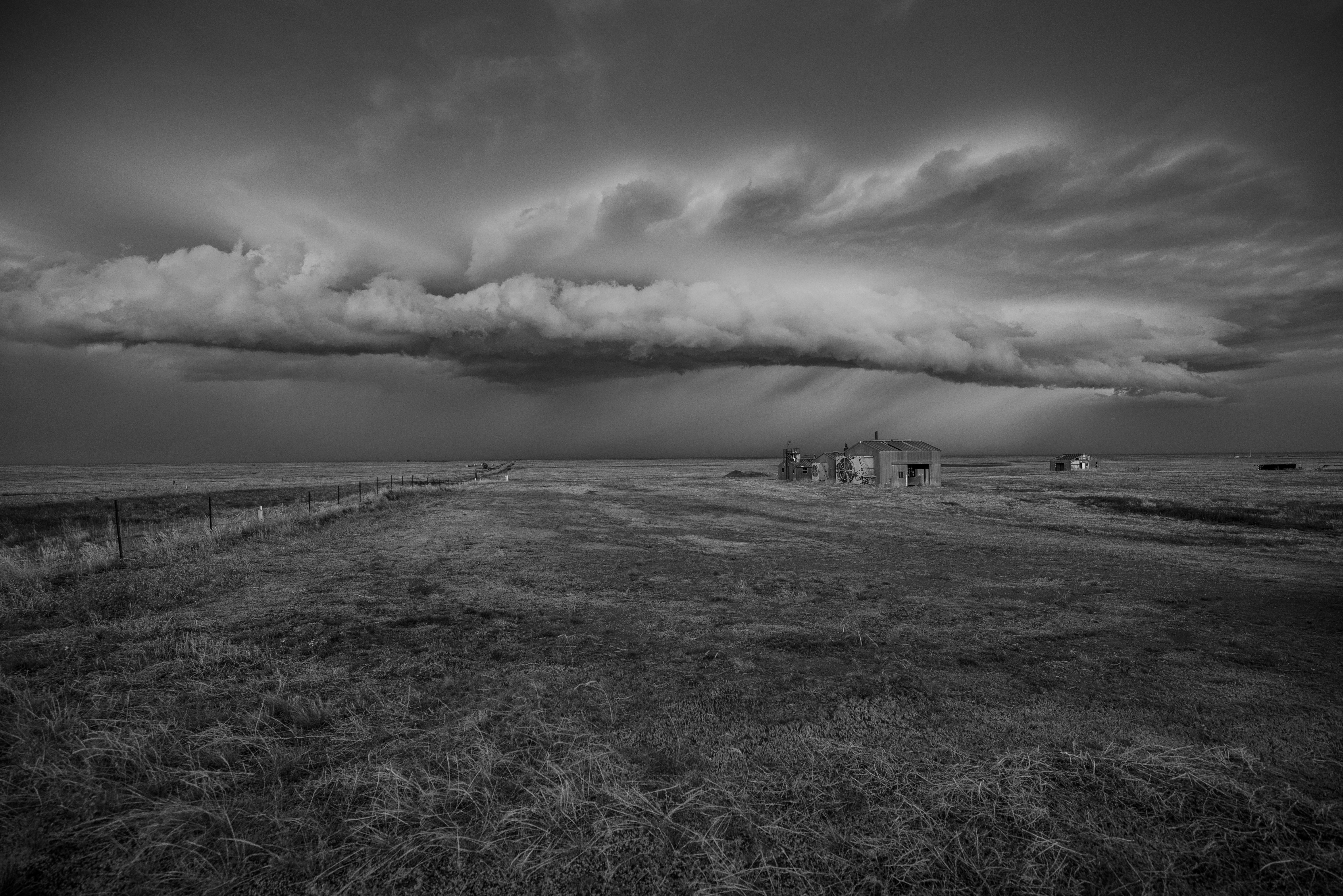 A storm in Alberta