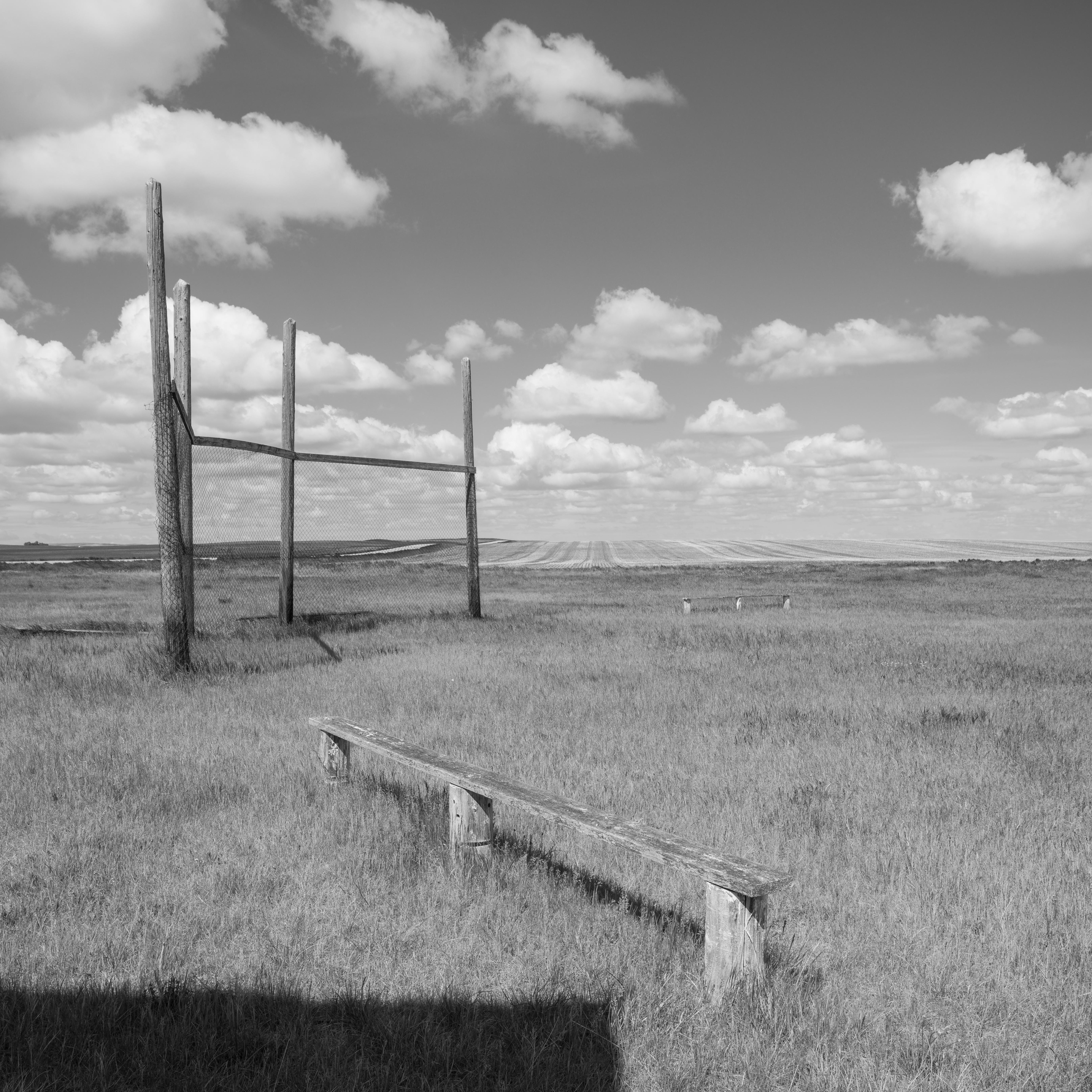 Baseball diamond, Saskatchewan