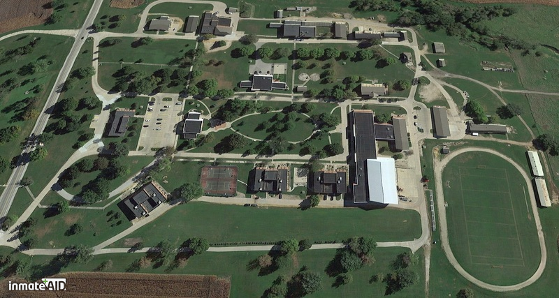The campus of the current Iowa State Training School for Boys. Image courtesy of [InmateAid](https://www.inmateaid.com/)
